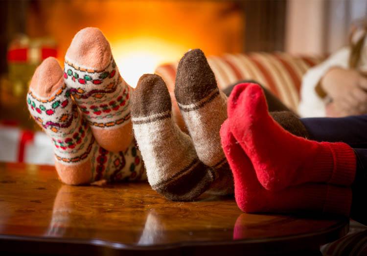 consejos para mantener la casa caliente